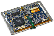 USB Displays for industrial applications