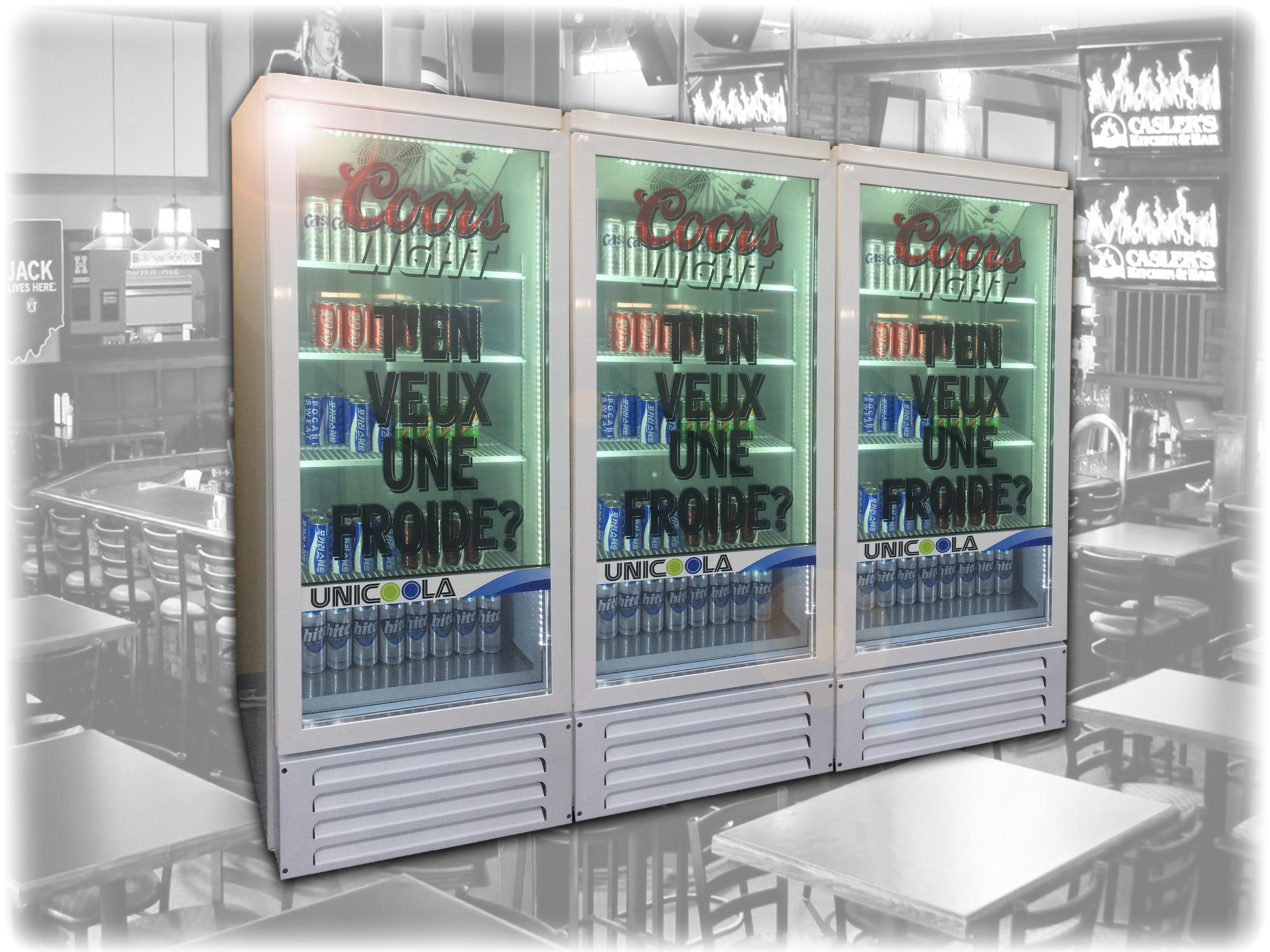Icevue Crystal Display Systems