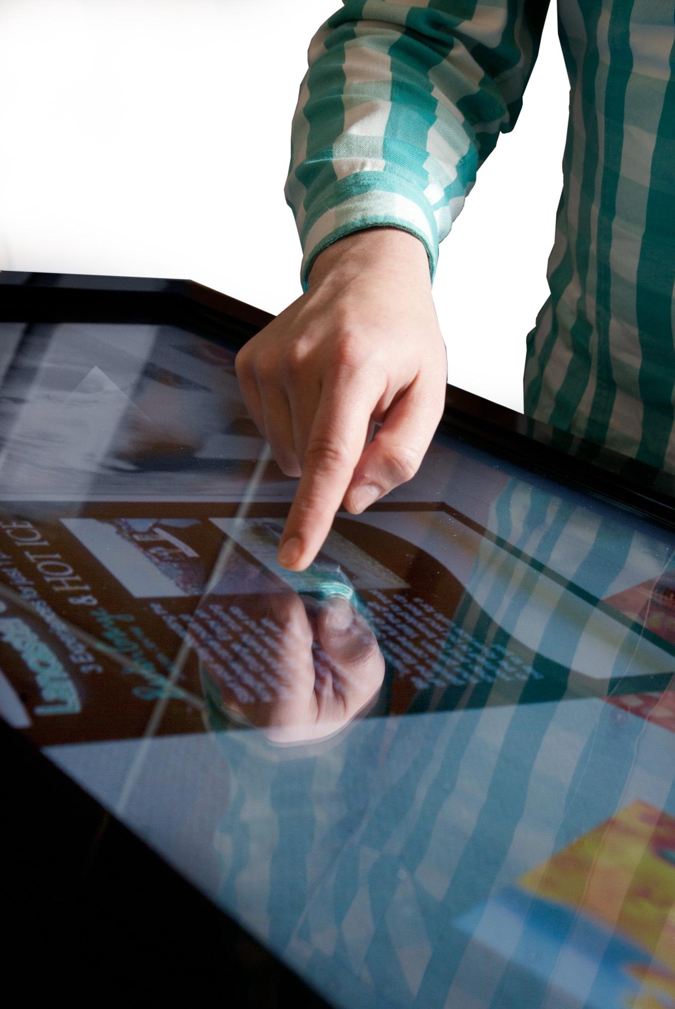 PCAP Touch – Beautiful Touchscreens