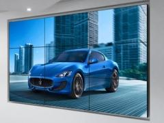 Videowall car
