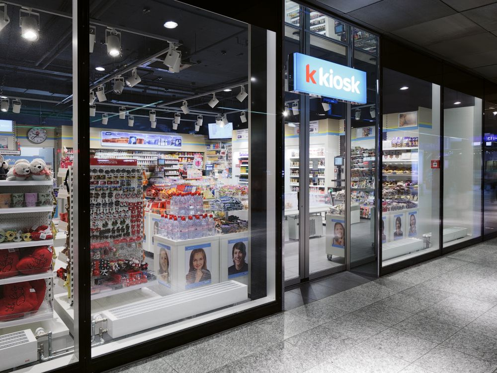 The Largest Digital Signage Network in Switzerland