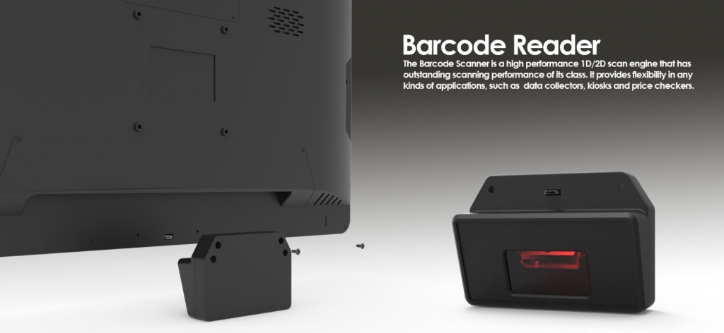 nseries barcode reader