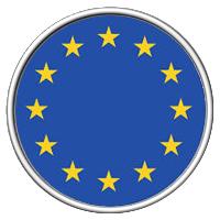 Contact Us Euro Flag