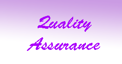CDS Quality Assurance