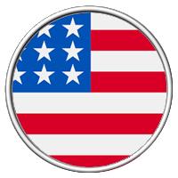 Contact Us USA Flag