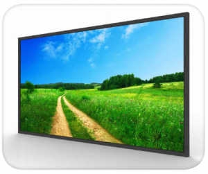 commercial monitor LED Backlight Technology