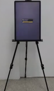 Clever Canvas – The easiest Digital signage system from Crystal Displays