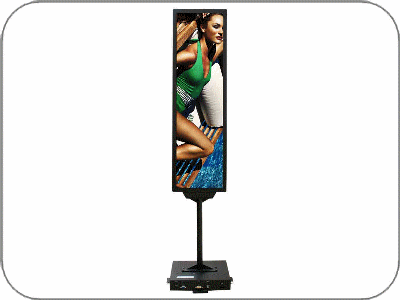 CDS Introduces Double-sided Ultra Wide Stretched Displays