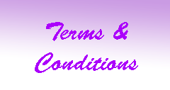 CDS Terms & Conditions