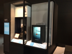 7 temperature controlled Translucent Displays educate at Science museum in London