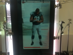 New York Jets Stadium 70 inch transparent