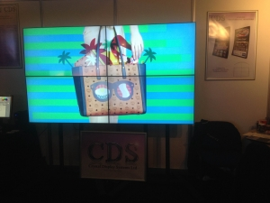 CDS Videowalls WOW Customers