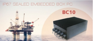 CDS IP67 Sealed Embedded Box PC