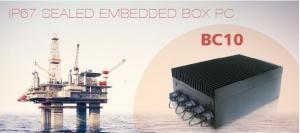 CDS IP67 Sealed Embedded Box PC