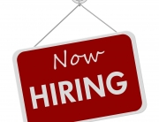 CDS Now Hiring Sign