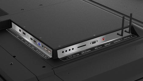 cds touchscreen connectivity