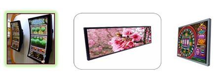 gaming Low Cost Gaming / Casino Monitors & Products