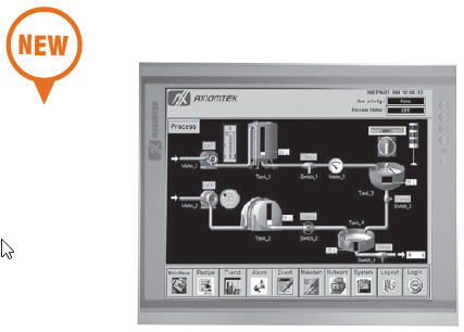 CDS Offers the P1157S-881 15″ Slimline Industrial Panel PC