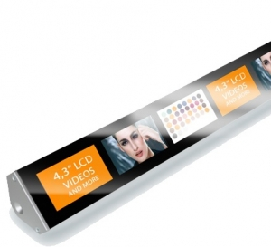 An Introduction to the Digital Multi-Display Shelf Edge Solution