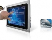Panel PC with hand touch plus butterfly