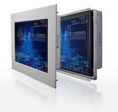 High Performance Panel PCs from Crystal Displays