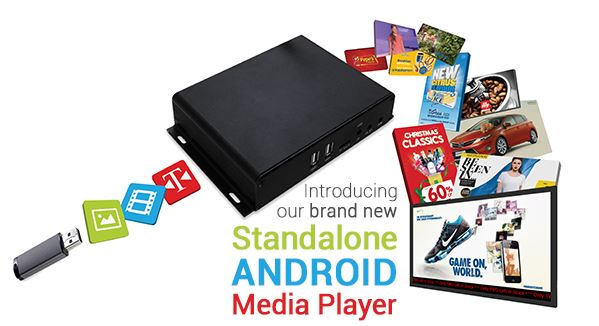 New Upgraded Standalone HD Media Players at no Extra Cost