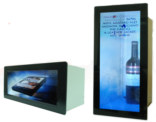 CDS Adds Transparent Ultra Wide Stretched Displays to its Product Range
