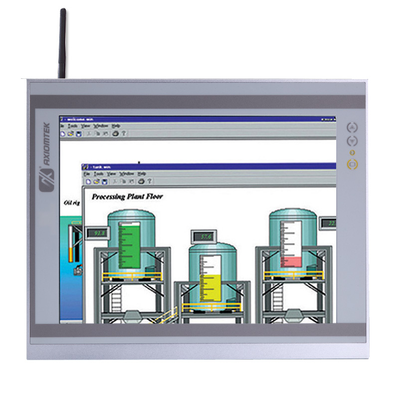 CDS Launch the GOT3126T-834 12.1″ Fanless Touch Panel Computer