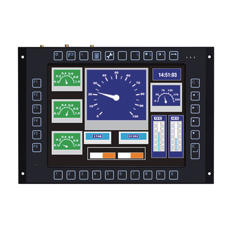 The GOT710-837 Panel PC Perfect for the Railway Industry