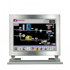 The Sunlight Readable Panel PC GOT812LR-834 from CDS