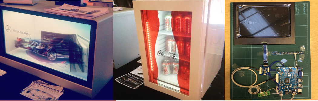 transparent displays