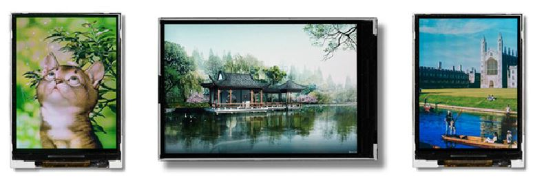 yeebo tfts display lcd Capacitive Touch Panel