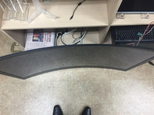 curved lcd