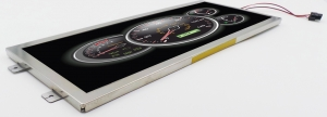 New 12.3″ Bar Type LCD Display for Automotive Market