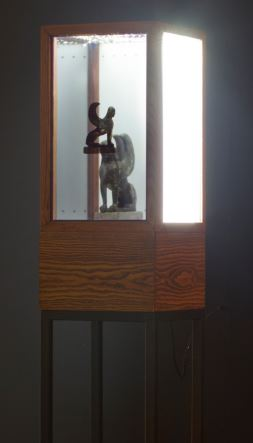 excavations transparent displays