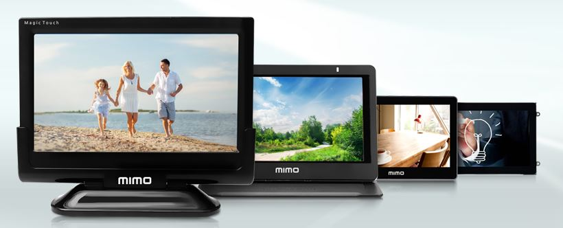 NEW Line of USB Touch Monitors – the UM-760 Series