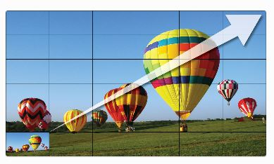 videowall support Dynascan High Brightness Video Wall Displays