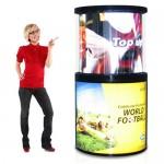 CDS0808 LED 360 indoor display Dynascan 360° LED Video Displays