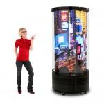 CDS0816 360 LED indoor display Dynascan 360° LED Video Displays