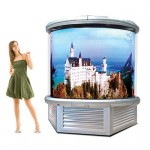 CDS1713 outdoor 360 LED display Dynascan 360° LED Video Displays