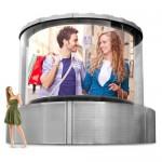 CDS3522 360 outdoor LED displays Dynascan 360° LED Video Displays