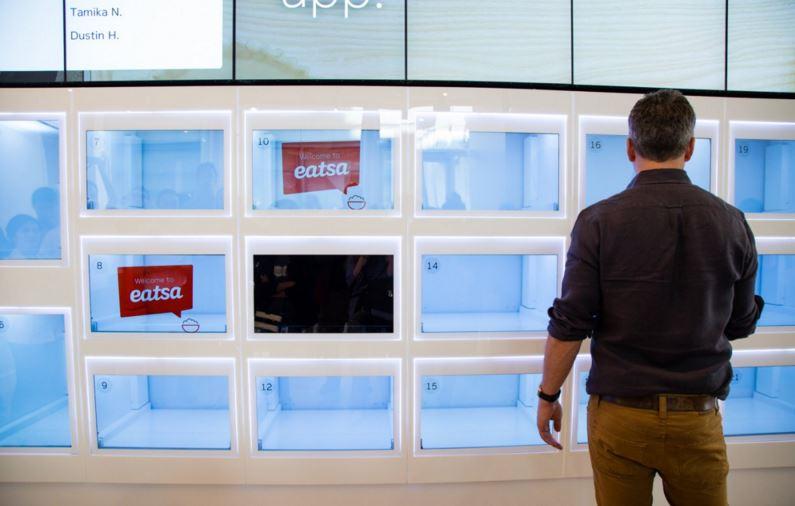 transparent restaurant