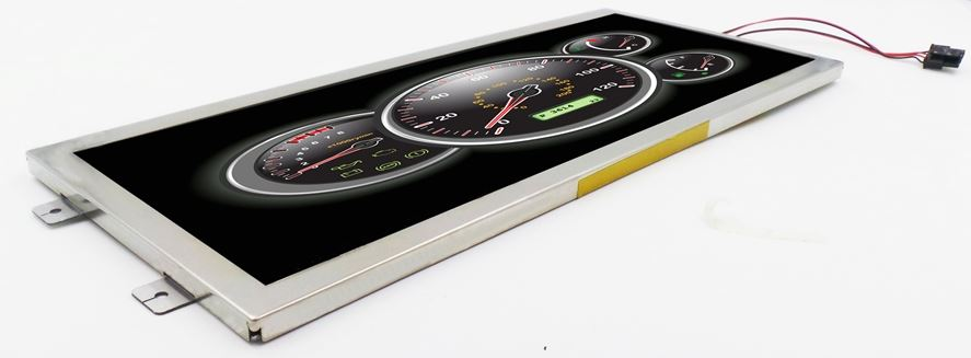 Impressive 12.3″ TFT LCD Offering from CDS