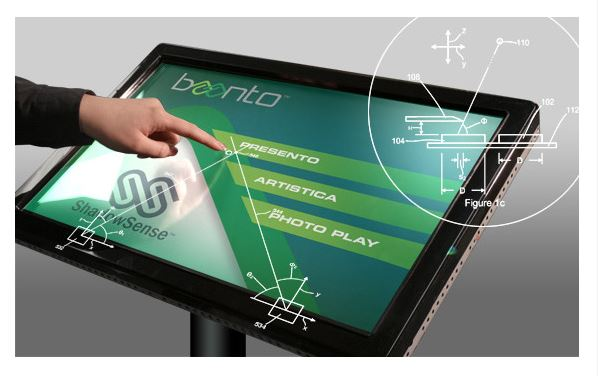 baanto touch display