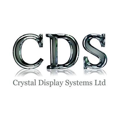 cds LCD TFT Displays logo