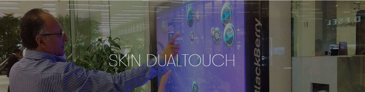 skin dual touch