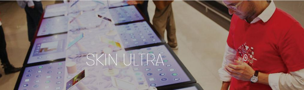 Check out these Multitouch Touchscreen Foils in Action