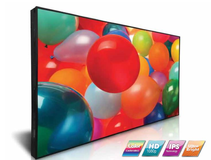 New 42 inch High Bright LCD Launched
