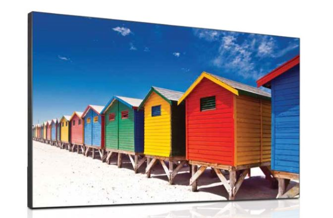 Super Narrow Bezel High Bright Video Wall Displays