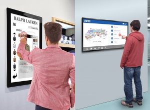 PCAP Touchscreens with Dual OS Range Expanded